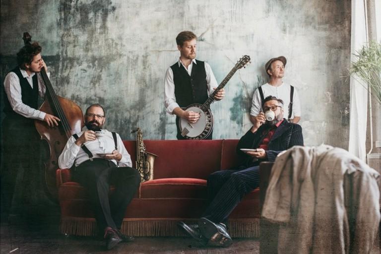 Neues Band-Projekt: Shimshon